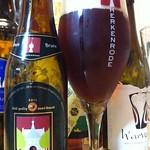 ベルギービール大好き!! ヘルケンロード・ブラウン Herkenrode brown