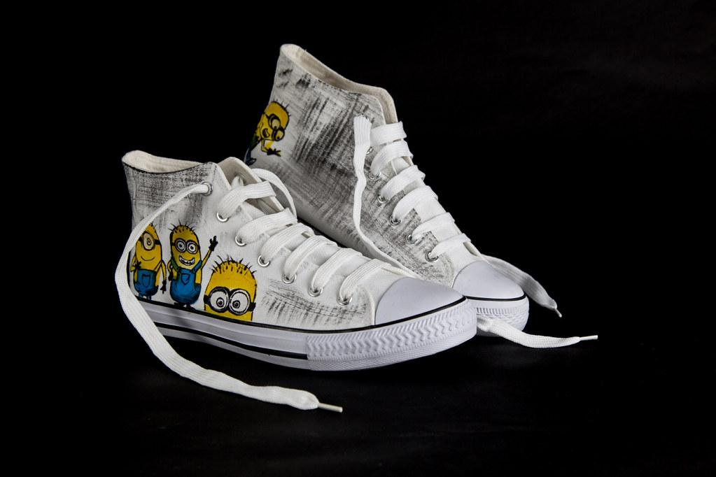 ... Minion Shoes 3 365  d3bf9b159