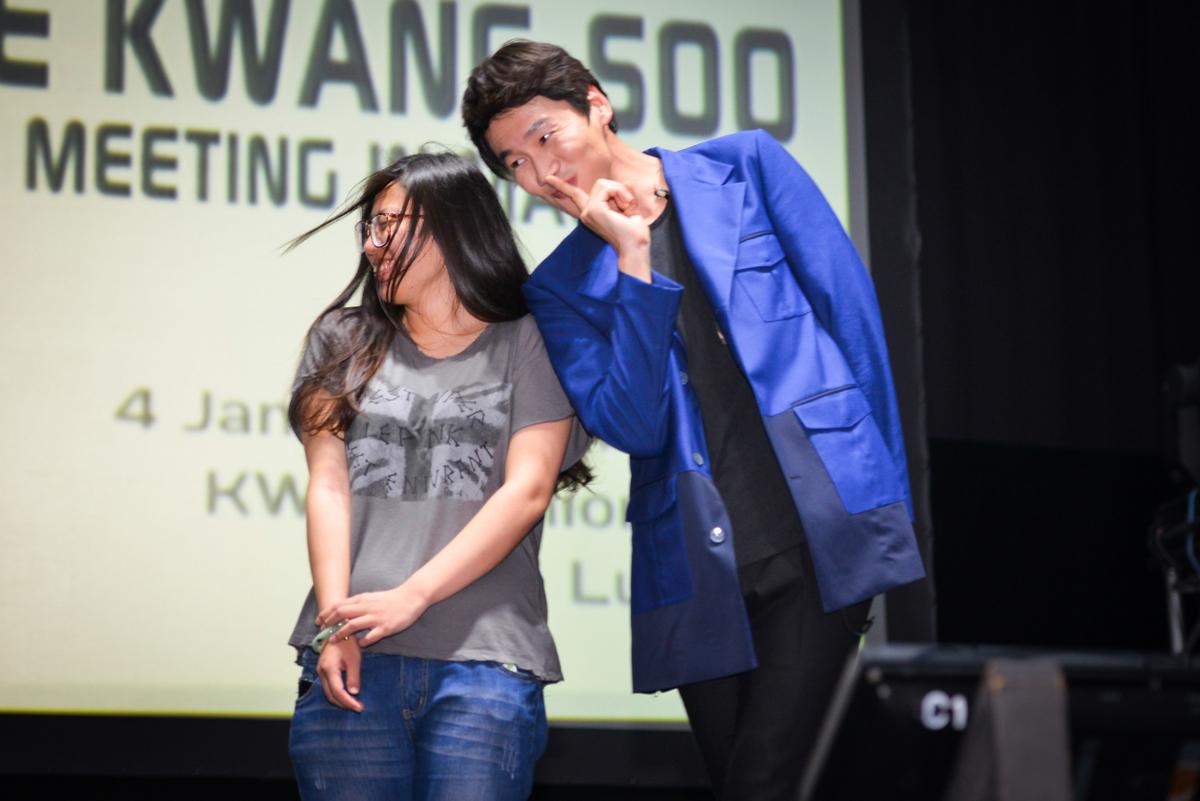 Lee Kwang Soo Fan Meeting in Malaysia - TianChad-5126