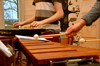 SYBB 2014-01-04 - Klockspel och Xylofon
