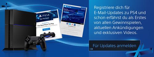 PlayStation 4 Newsletter