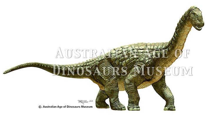 MedMatilda4/property of Australian Age of Dinosaurs Museum