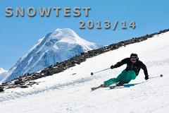 Test lyží allmountain vs. on-piste 2013/14 -