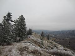 11 Bits Hill summit view
