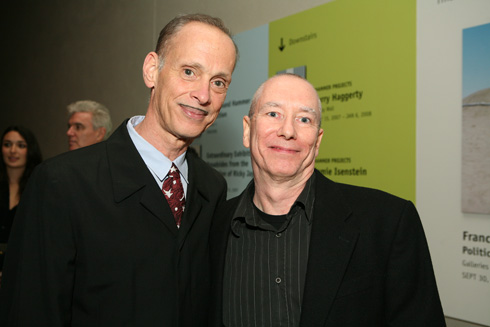 John Waters and Mike Kelley dirty