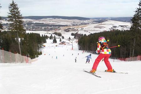 SNOW tour 2013/14: Klínovec – ve znamení skikrosu
