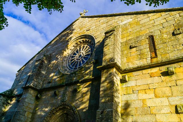 Iglesia de Sto. Domingo de Ribadavia