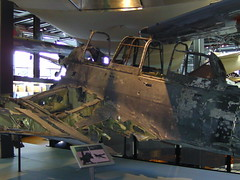 Ju - 87 maradvány / 2