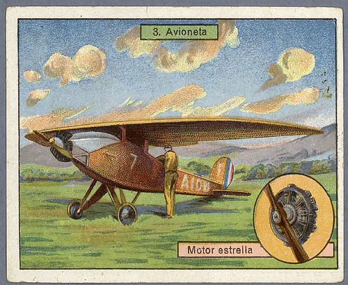 011-Avioneta-Aviones y aviadores-SF-Biblioteca Digital Hispania