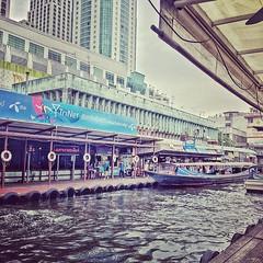 Black waters #bangkok #thailand