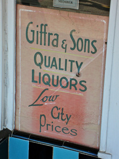 Giffra and Sons, South San Francisco, CA