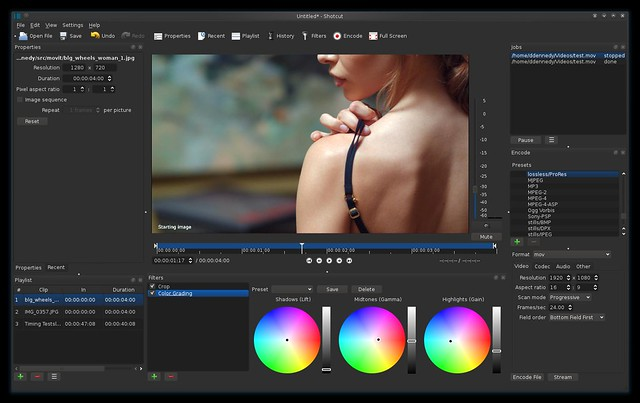 What is good video editing software on Linux? - Xmodulo