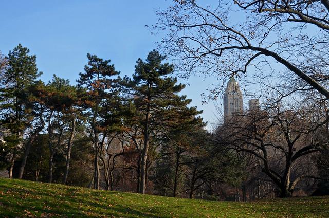 Paisajes de Central Park