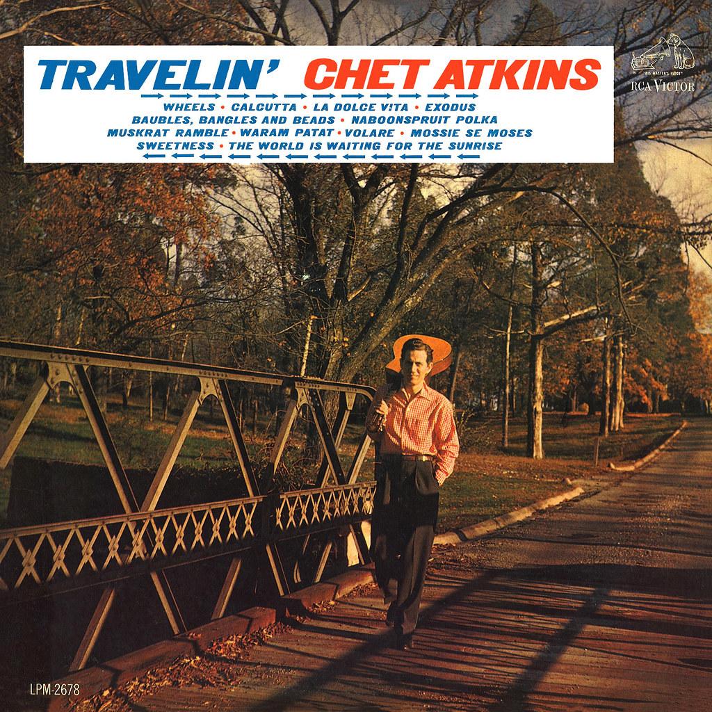 Chet Atkins Lp Cover Art