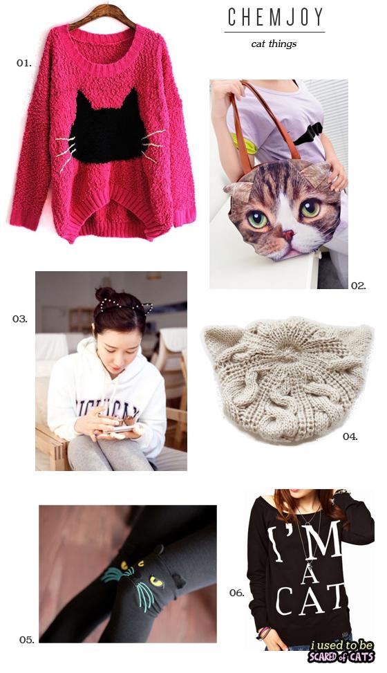 chemjoy - Cat Items