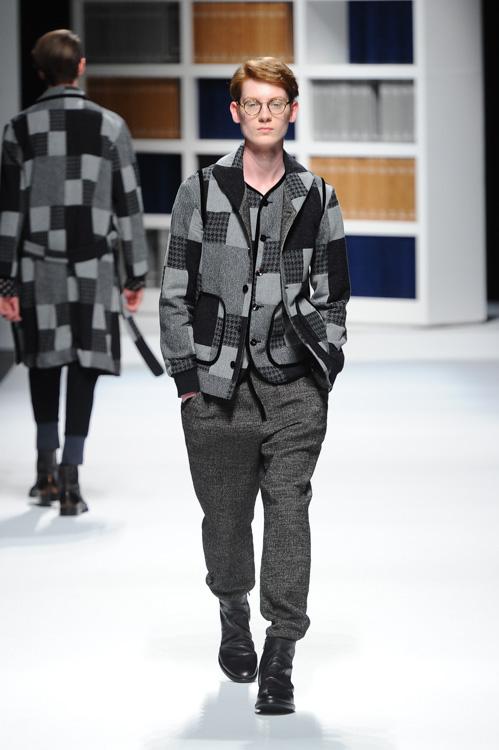 FW14 tokyo FACTOTUM006_Jonas Thorsen(Fashion Press)