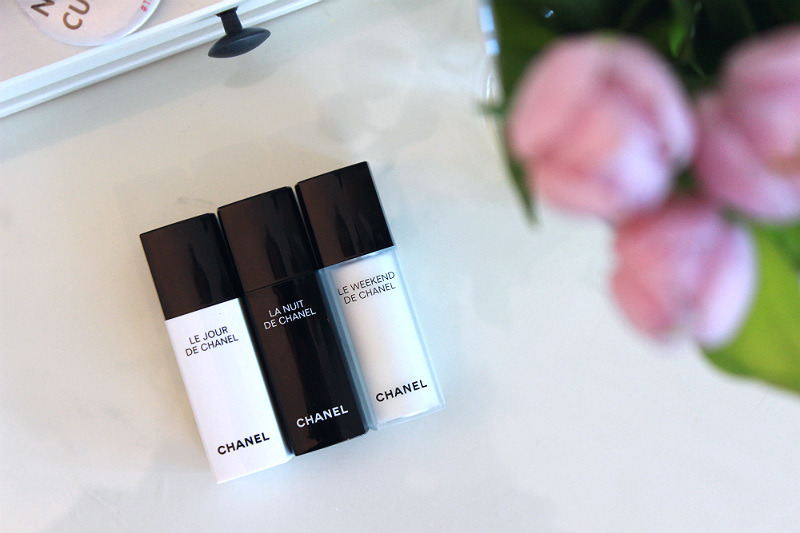 Chanel's Le Jour, La Nuit & Le Weekend