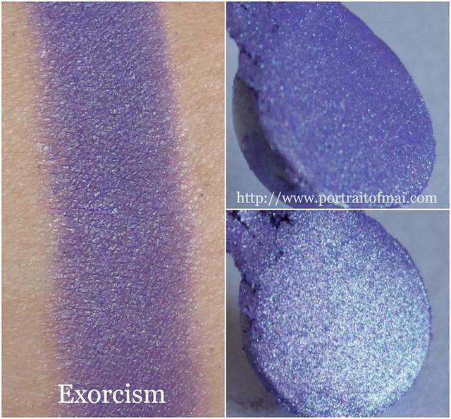 femme fatale cosmetics exorcism