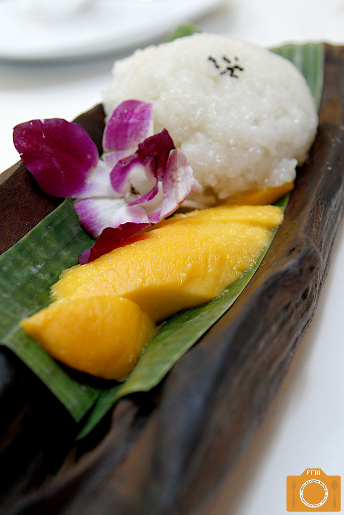 Silk Road Sticky Rice with Mango