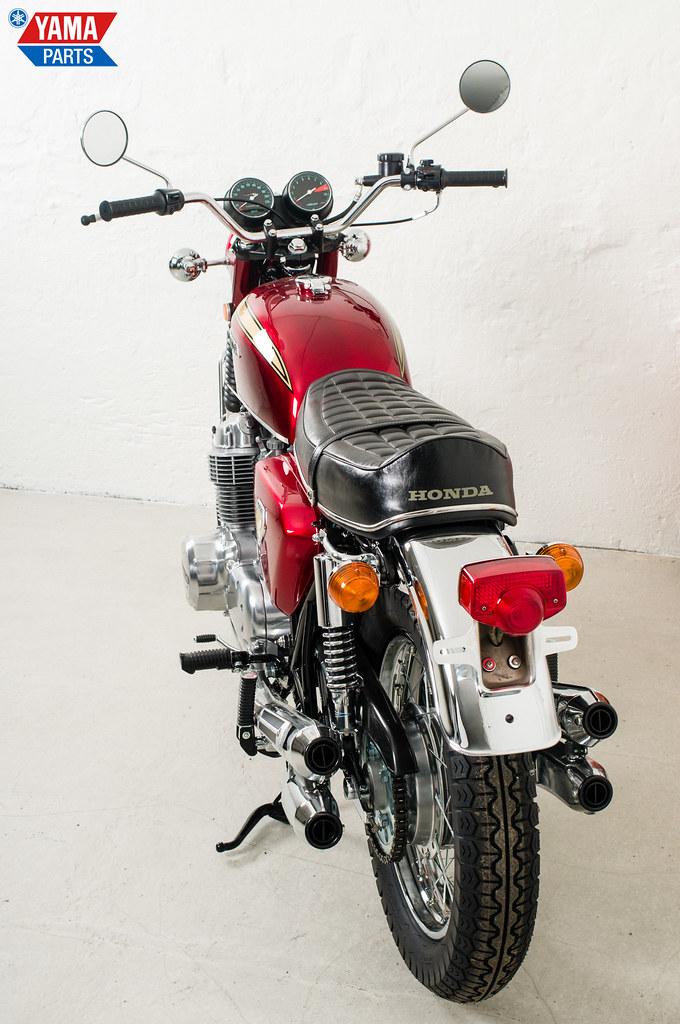 Honda CB750 Sandcast 1969 04 O A Stylefont Size08