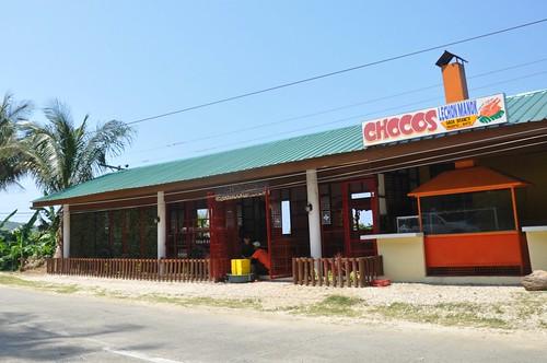 Choco's Pasalubong Shop, Gaoa, Pagudpud