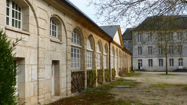 453 Abbaye Notre-Dame du Bec-Hellouin
