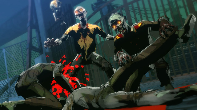 Yaiba Ninja Gaiden Z - Screenshot 2