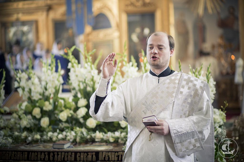 19 апреля 2014, Литургия Великой Субботы / 19 April 2014, Liturgy of Holy and Great Saturday