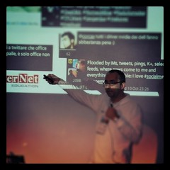 My public #socialmedia session I enjoyed the most. cc /@overnet #web2.0 #memorabilia #wpc