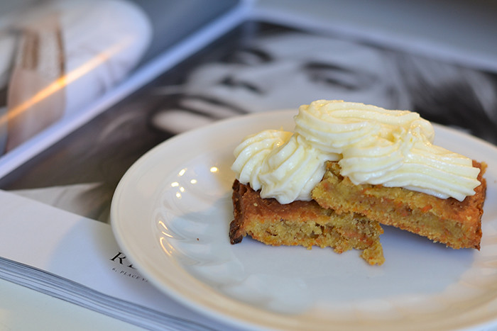 The Weekend Post 3 Carrot Cake