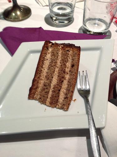 Nuss-Kaffee-Torte