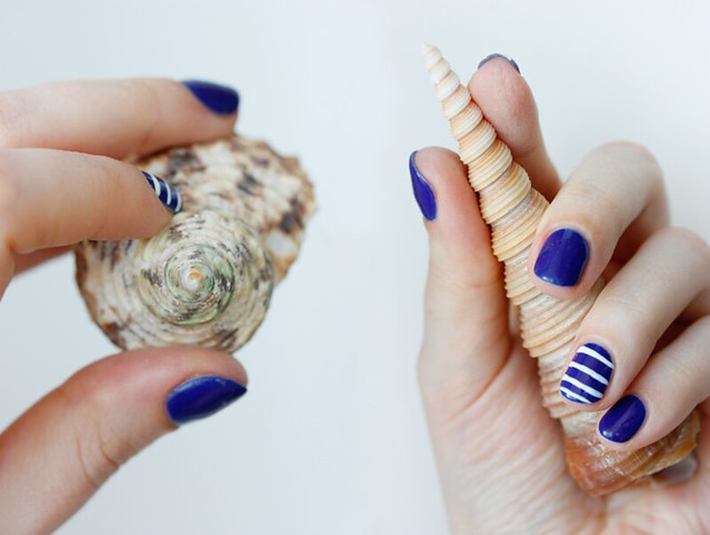 manicure ocean
