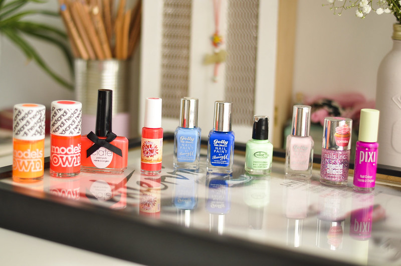 summer 2014 nail polish choices picks rottenotter rotten otter blog 4
