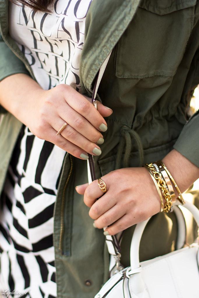 kiss tee, utility jacket, black and white skirt-6.jpg