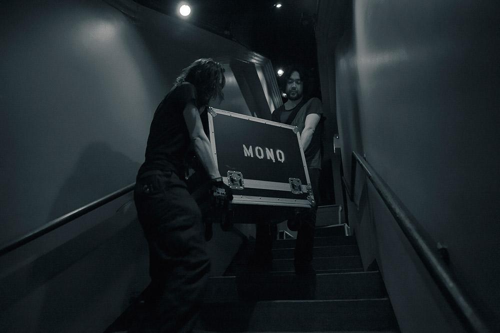 BTS: MONO @ Le Poisson Lounge
