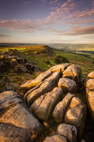 clouds sunrise canon nationalpark rocks derbyshire peakdistrict edge limestone gritstone 1635mm curbaredge graduatedfilter canon5dmark3
