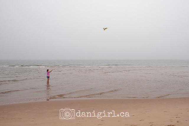 Still raining. Shag it, I'll fly my kite anyway.