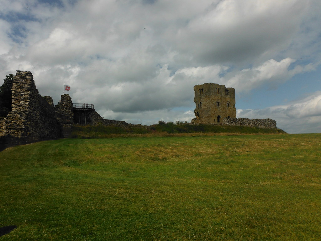 Scarborough Castle Keep 3