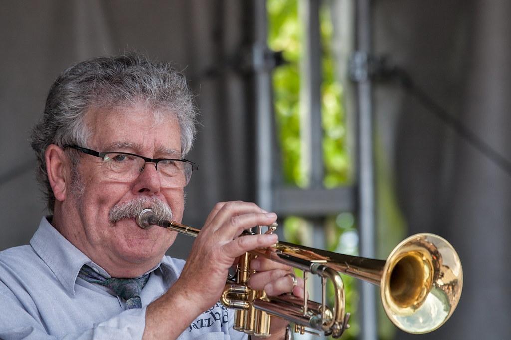 Louisiana Jazzband og Daimi