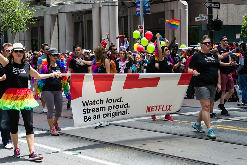 San Francisco Pride / NETFLIX