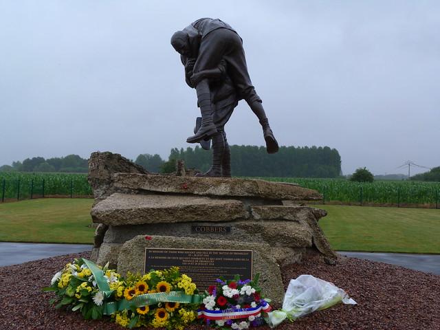 Monumento a los caídos australianos en la I Guerra Mundial