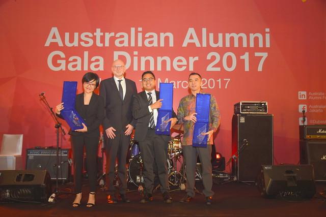 Australian Alumni Gala Dinner 2017
