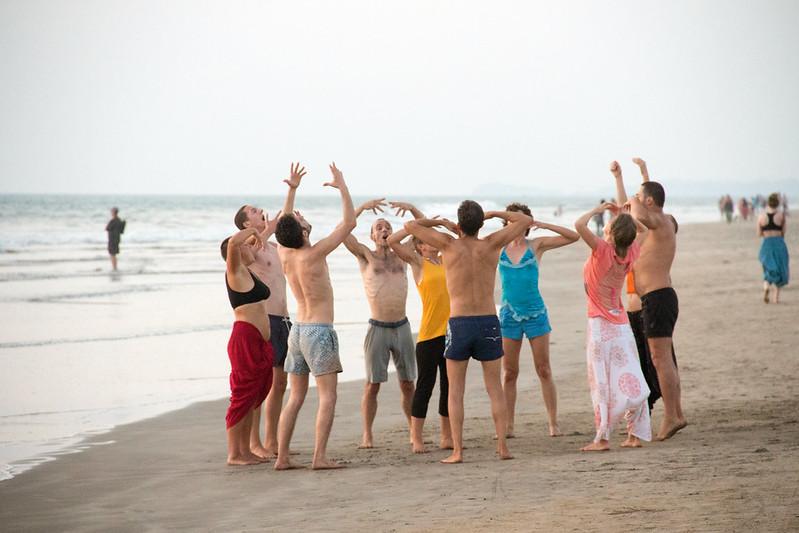 Arambol Beach, India