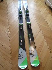 Pánské lyže Rossignol Experience 84 HD + NX 12 Kon - titulní fotka