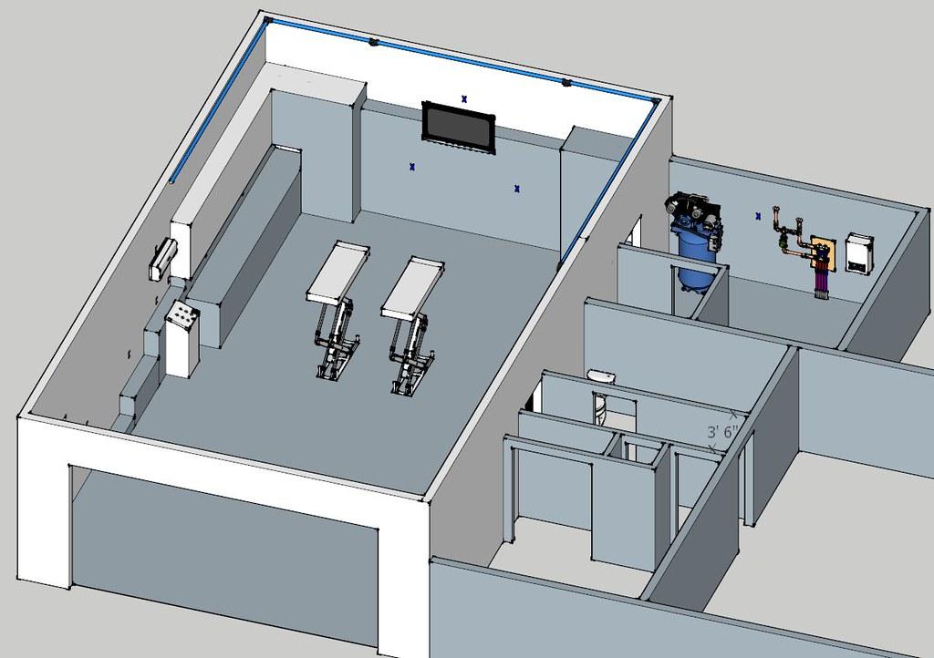 Garage ISO