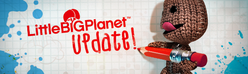 Little Big Planet Update
