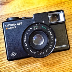 Latest charity shop camera. £7. New batteries,sorted.