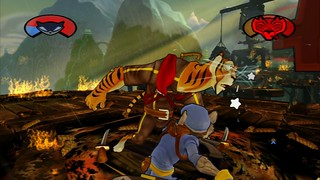 Sly Cooper : Voleurs à travers - Screenshot 2