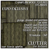 Clutter for Builders - Champlain Wood Textures Sycamore
