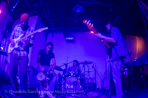 Gravity Funk @ Púa [Fiesta de Apertura Ciudad Mural], Qro!